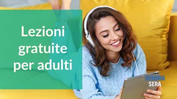 InLingua Verona: iscrizione gratuita alle lezioni demo