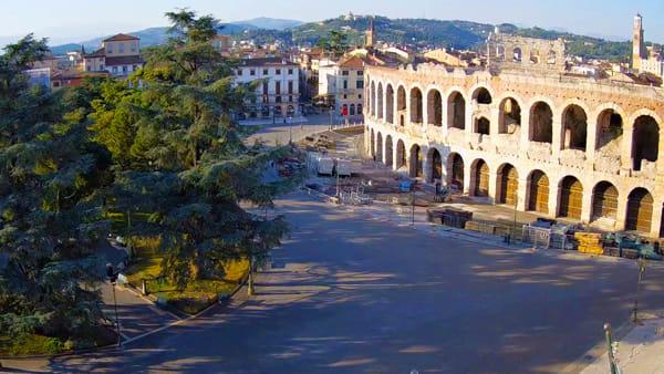 L'Arena di Verona è riaperta e visitabile con nuove modalità