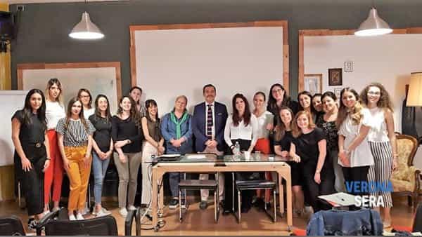 Corso di formazione per curatore d'arte alla Camera di Commercio di Verona