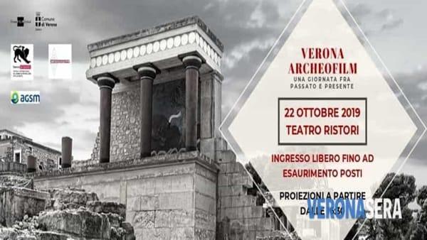 Verona Archeofilm: una giornata fra passato e presente