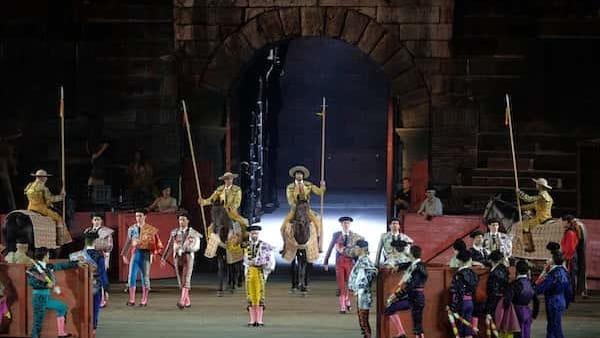 """Torna la """"Carmen"""" di Georges Bizet per la sua settima rappresentazione in Arena"""