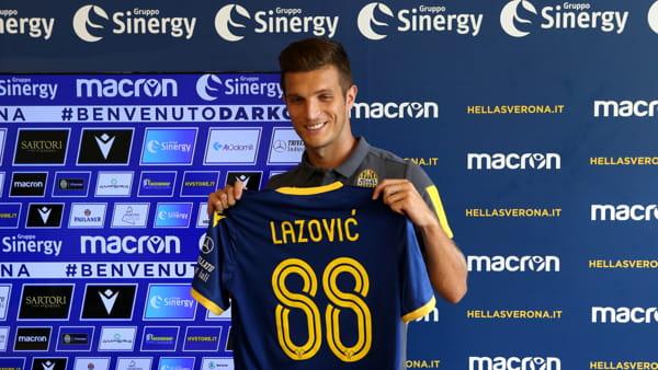 Hellas Verona, Lazovic si presenta ma il mercato non è ancora chiuso