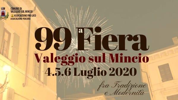 Musica live e degustazioni per la 99esima Fiera di Valeggio sul Mincio