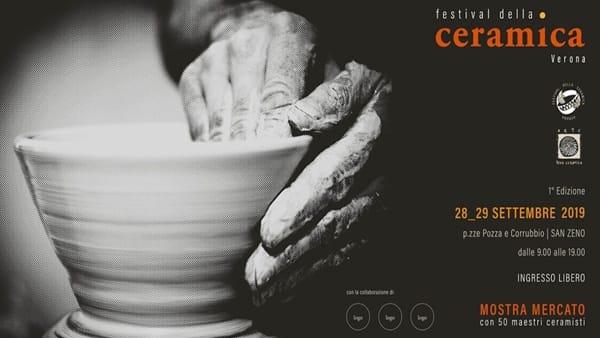 A Verona il Festival della ceramica