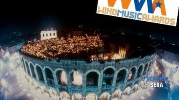 Attesissimi i Wind Music Awards tornano all'Arena