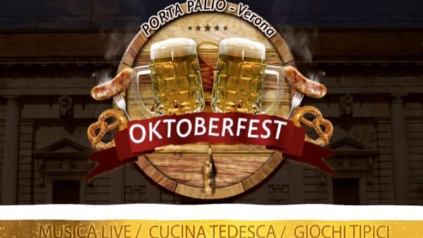 "Nella splendida Porta Palio il ""Verona Oktoberfest"""