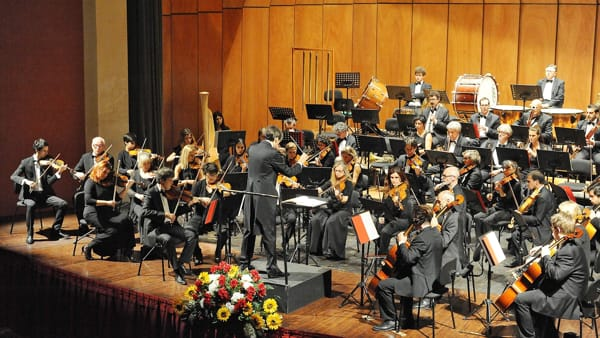 Per Capodanno al Salieri Valzer viennesi e Belcanto italiano con l'Orchestra Regionale Filarmonia Veneta
