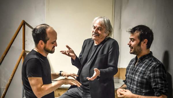 Jazz ed elettronica si fondono al Teatro Ristori con il trio Rava, Guidi,Herbert in concerto