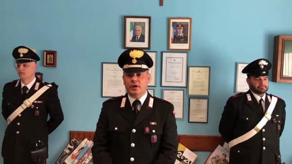 Negozio di generi alimentari aperto di domenica sanzionato dai carabinieri