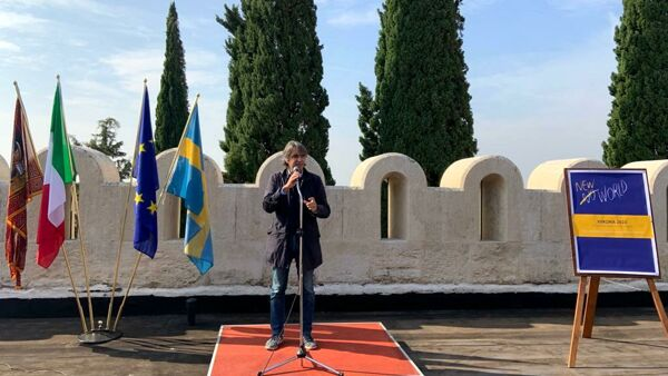 """Verona   Nuovi """"angeli custodi"""" per l'ex Polveriera di ..."""