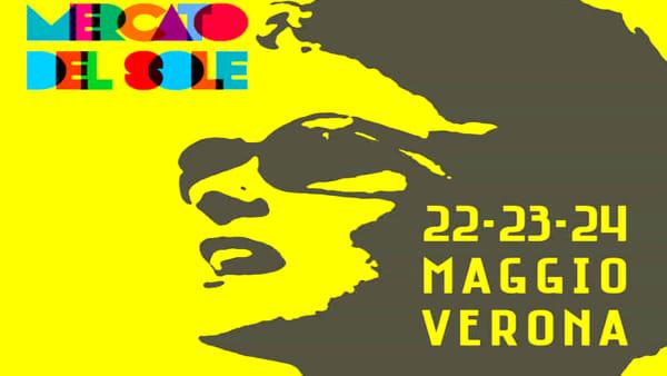 """In centro storico a Verona shopping creativo con il """"Mercato del Sole"""""""
