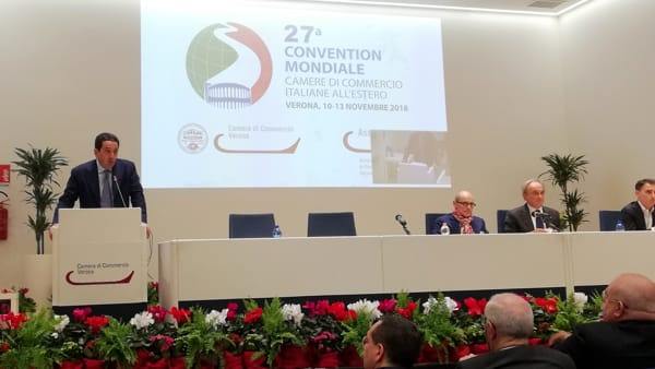 Camere di Commercio Italiane all'Estero: al via la Convention mondiale