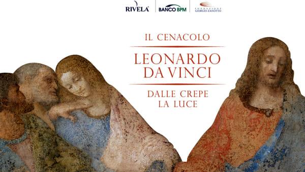"""A Verona la mostra """"Il Cenacolo di Leonardo da Vinci. Dalle crepe la luce"""""""