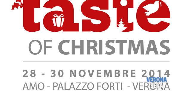 Natale 2014 è Taste of Christmas a Verona