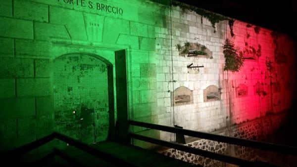 Riapre il Forte San Briccio a Lavagno: visite guidate, film e buon cibo per tutti