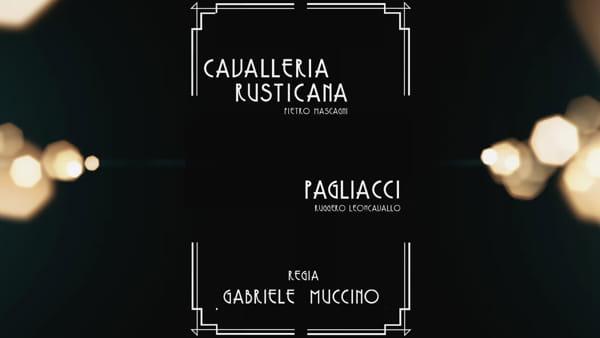Gabriele Muccino dirigerà le due opere che apriranno il festival in Arena