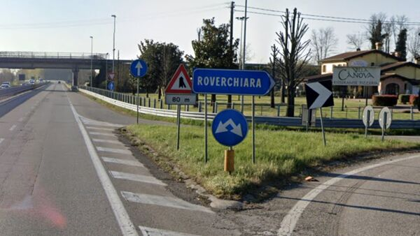 Incidente stradale in Tangenziale Sud a Verona ...