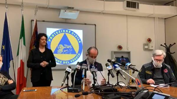 Zaia: «Le restrizioni in Veneto funzionano, quindi le prolungheremo»