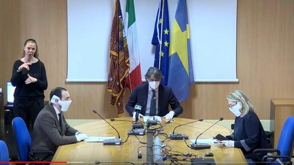 Sboarina: «Mascherine consegnate entro martedì a Verona. Basta polemiche»