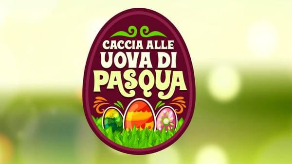 """Al Parco Giardino Sigurtà la """"Caccia alle uova di Pasqua"""""""