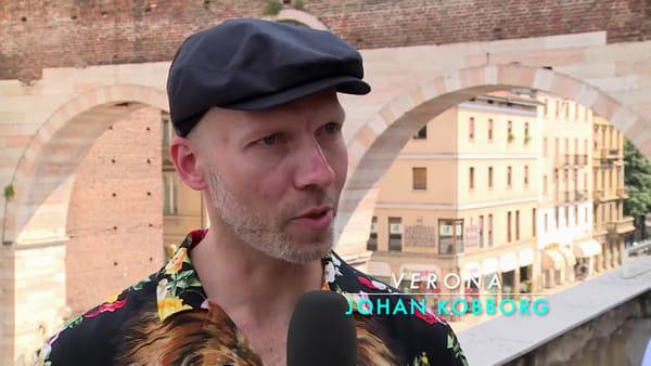 Videointervista all'étoile della danza Sergei Polunin e al coreografo Johan Kobborg