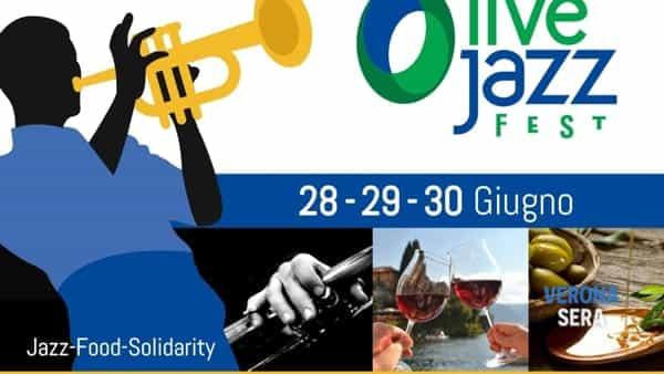 """A Cavaion Veronese sul lago di Garda è in arrivo """"O' live jazz fest 2019"""""""