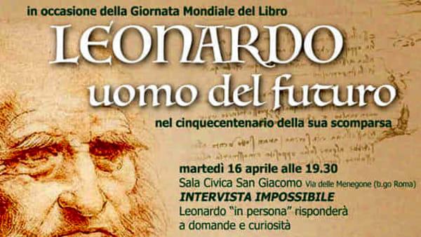 A Verona un ciclo di appuntamenti dedicati a Leonardo, uomo del futuro