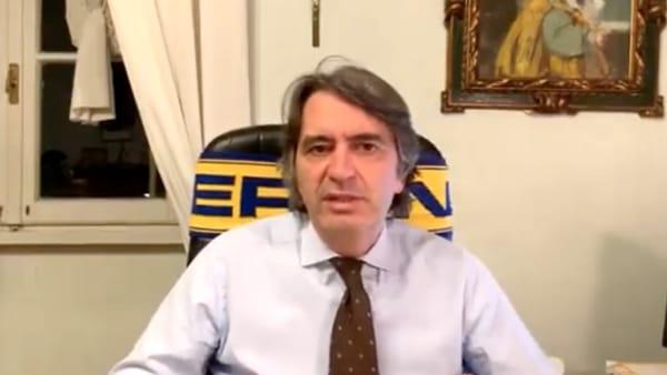 Emergenza contagi, il sindaco Sboarina: «Essenziale il rispetto delle regole nei supermercati»
