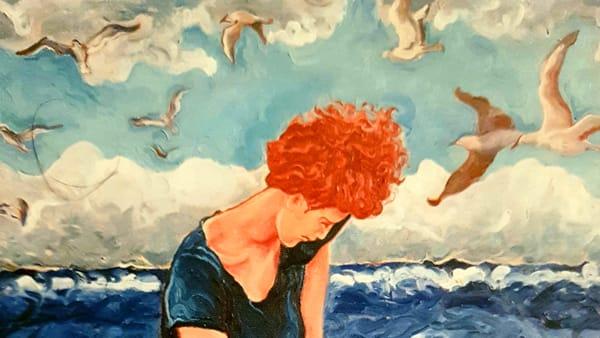 """Alla Galleria d'Arte La Meridiana la mostra di Marzia Sacchiero """"Trucioli di attimi colorati"""""""