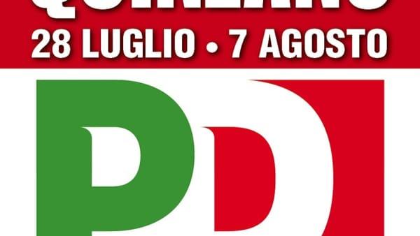 Dal 28 Luglio al 7 Agosto area verde di fronte Piscine Santini con Maria Elena Boschi, Davide Galimperti, Luigi Berlinguer