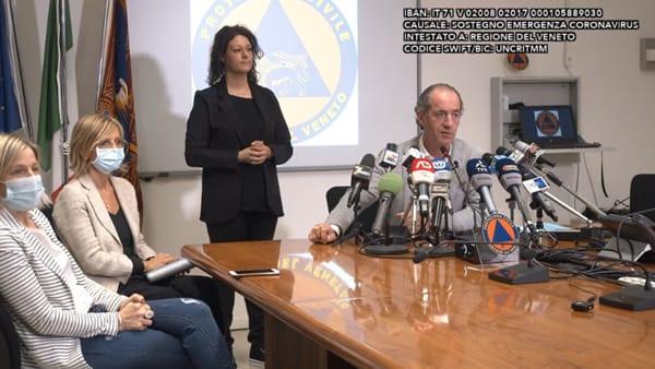 Zaia: «Nomineremo commissione regionale per il caso citrobacter»