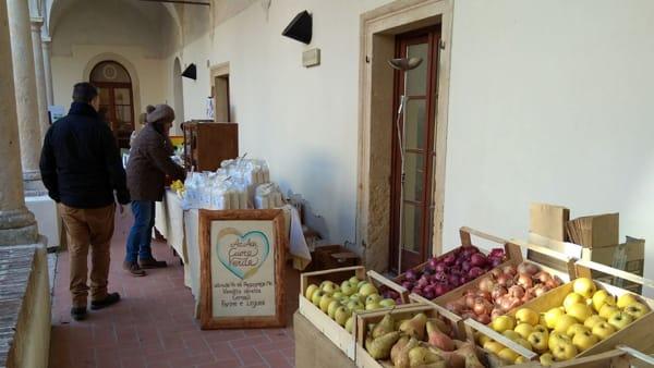 Torna all'ex Convento di Santa Maria delle Grazie di Sanguinetto il Mercato della biodiversità