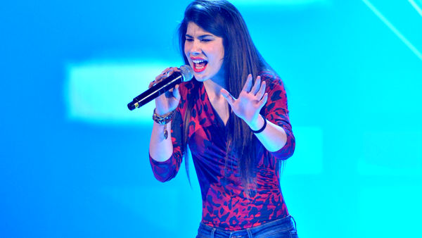 Chiara Granetto di Albaredo D'Adige supera le Blind Audition di The Voice of Italy