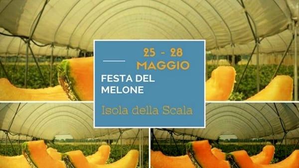 Fino al 28 maggio al Palariso la 17^ Festa provinciale del Melone