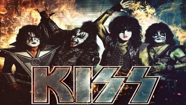 Speciale concerto dei Kiss all'Arena di Verona