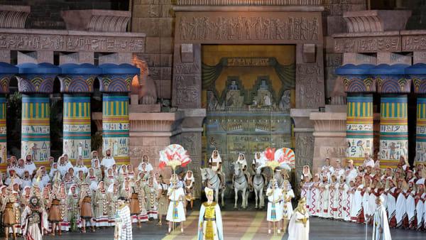 """Aida""di Giuseppe Verdi all'Arena di Verona"