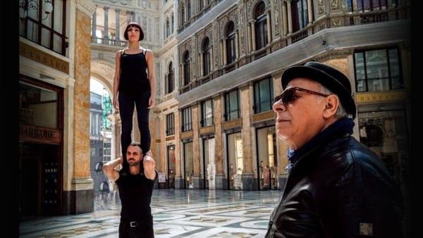 """""""Neapolis Mantra"""" inaugura la stagione di danza al Teatro Ristori"""