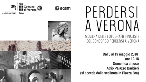 """Esposte a Palazzo Barbieri le 30 fotografie selezionate per il concorso """"Perdersi a Verona"""""""