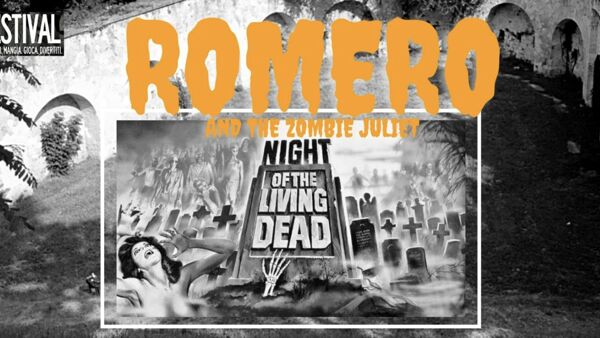 """Romero and the Zombie Juliet"", nuova imperdibile proiezione horror al Mura Festival"
