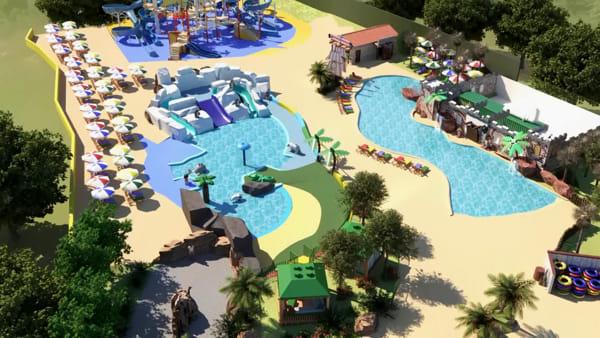 LegolandWater Park Gardaland apre a maggio: rivelate le attrazioni