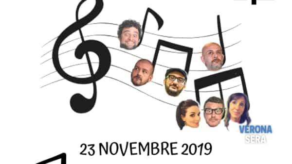 Match di improvvisazione teatrale e musicale al Teatro Santissima Trinità di Verona