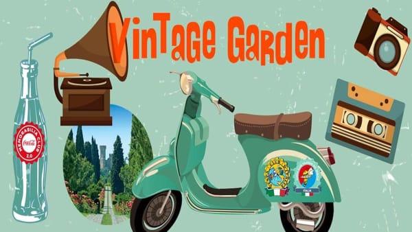 """Grande appuntamento al Parco Giardino Sigurtà di Valeggio con """"Vintage Garden"""""""