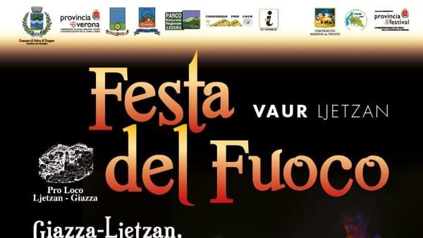 """A Giazza fascino e tradizioni per la """"Festa del Fuoco - Vaur Ljetzan"""""""