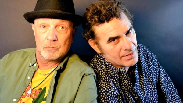 """Sergio Caputo&Francesco Baccini """"The Swing Brothers"""" live per le Notti magiche a Campo"""