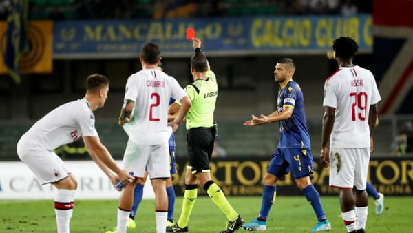 Hellas Verona - Milan 0-1. Gol e highlights della partita