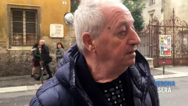 Omicidio a Veronetta, parla il marito della domestica: «Il figlio era una persona pacifica»