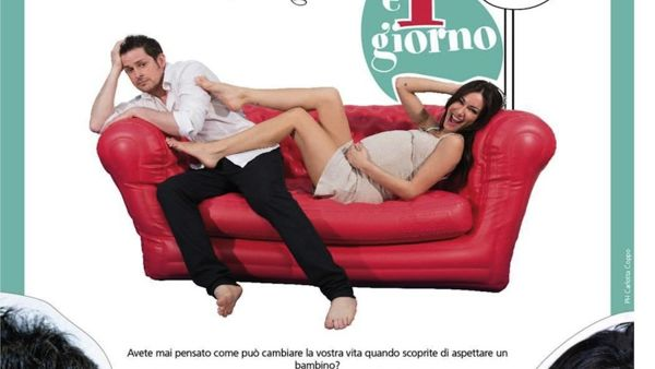 """Al Teatro Santissima Trinità, """"Una rivoluzione lunga 9 mesi e 1 giorno"""" con Melita Toniolo e Lorenzo Branchetti"""