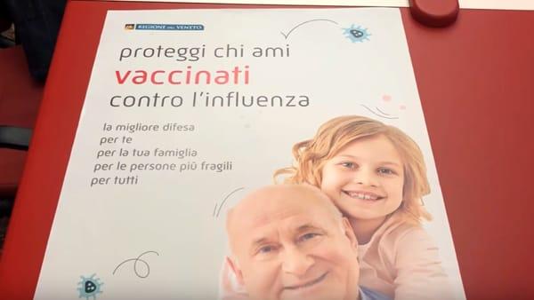 «Proteggi chi ami», parte la campagna di vaccinazione antinfluenzale