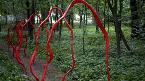 Il parco di Villa Buri diventa museo a cielo aperto con l'Accademia di Belle Arti