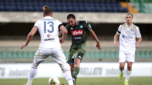 Hellas Verona - Napoli 0-2 | I gol e gli highlights della 27° giornata di Serie A